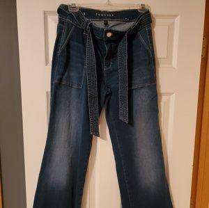 WHBM Trouser Jean